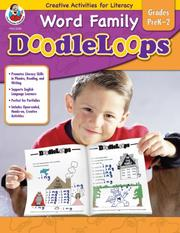 Cover of: Word Family DoodleLoops (Doodleloops) | Sandy Baker