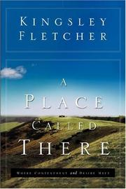 Cover of: A Place Called There by Kingsley Fletcher