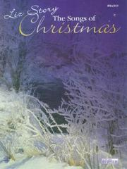 Cover of: The Songs of Christmas by Liz Story