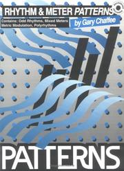 Cover of: Rhythm & Meter Patterns | Gary Chaffee
