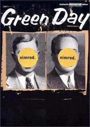 Cover of: Green Day | Nimrod