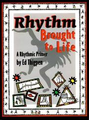 Cover of: Ryhthm Brought to Life | Ed Thigpen