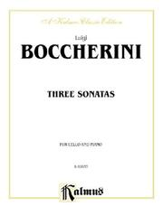 Cover of: Boccherini | Luigi Boccherini