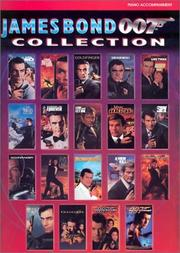 Cover of: James Bond 007 Collection by Bill Galliford
