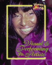 Cover of: Visual & performing artists by Shaun Hunter