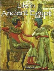 Cover of: Life in ancient Egypt | Paul C. Challen