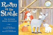 Cover of: Room in the stable | Crystal Bowman