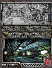 Cover of: 3D game textures | Luke Ahearn