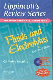 Cover of: Lippincott's Review Series | Catherine Paradiso