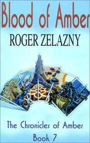 Cover of: Blood of Amber | Roger Zelazny