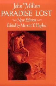 Cover of: Paradise lost by John Milton