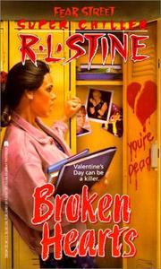 Fear Street Super Chiller - Broken Hearts