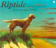 Cover of: Riptide by Frances Weller