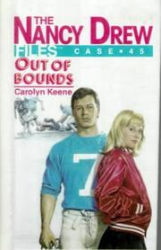 Cover of: Out of Bounds | Carolyn Keene