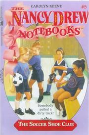 Cover of: The Soccer Shoe Clue | Carolyn Keene