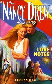 Cover of: Love Notes #109 by Carolyn Keene