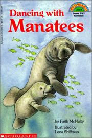 Cover of: Dancing With Manatees | Faith McNulty