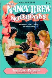 Cover of: Puppy Problem #12 | Carolyn Keene