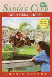 Cover of: Gold Medal Horse by Bonnie Bryant