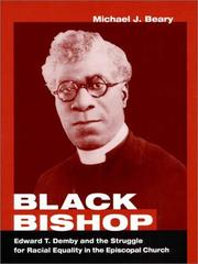 Cover of: Black Bishop by Michael J. Beary