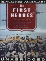 Cover of: The First Heroes | Craig Nelson