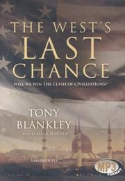 Cover of: The West's Last Chance | Tony Blankley