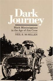 Cover of: Dark Journey | Neil R. McMillen