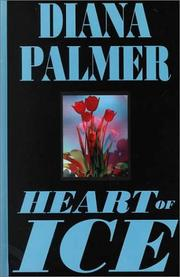 Cover of: Heart of Ice | Diana Palmer