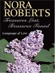 Cover of: Treasures Lost, Treasures Found by Nora Roberts