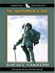 Cover of: Scaramouche by Rafael Sabatini