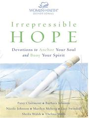 Cover of: Irrepressible Hope by Barbara Johnson Patsy Clairmont