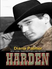 Cover of: Harden | Diana Palmer
