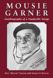 Cover of: Mousie Garner by Garner, Paul