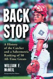 Cover of: Backstop | William McNeil
