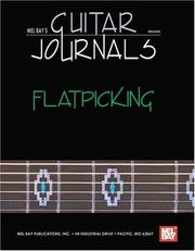 Cover of: Mel Bay's Guitar Journals | William Bay