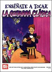 Cover of: Mel Bay's You Can Teach Yourself Classic Guitar in Spanish | William Bay