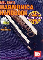 Cover of: Mel Bay's Harmonica Handbook | William Bay