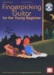 Cover of: Mel Bay Fingerpicking Guitar for the Young Beginner | William Bay