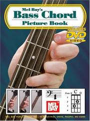 Cover of: Mel Bay's Bass Chord Picture Book | William Bay