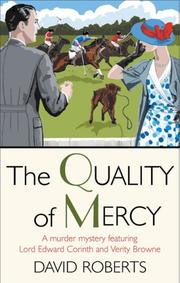 Cover of: The Quality of Mercy by David Roberts
