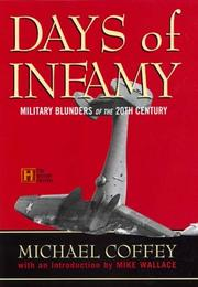 Cover of: Days Of Infamy | Michael Coffey