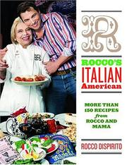 Cover of: Rocco's Italian-American by Rocco Dispirito
