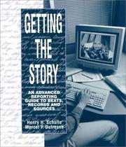 Cover of: Getting the story | Henry H. Schulte
