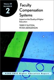 Cover of: Faculty compensation systems | Terry Paul Sutton