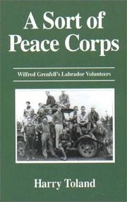 Cover of: A sort of Peace Corps | Harry Toland