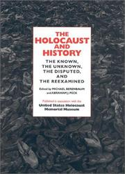 Cover of: The Holocaust and History | Michael J. Berenbaum