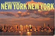 Cover of: New York New York 2006 by Richard Berenholtz