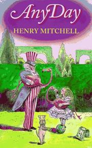 Cover of: Any day | Mitchell, Henry