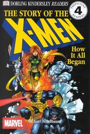 Cover of: Creating the X-Men, How It All Began by Michael Teitelbaum