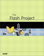 Cover of: The Flash Project by Cheryl Brumbaugh-Duncan